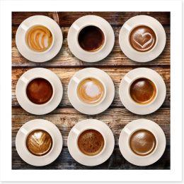 Espresso Art Print 61202089