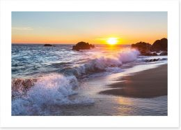 Beaches Art Print 61640541