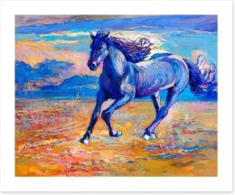 Galloping Art Print 61699527