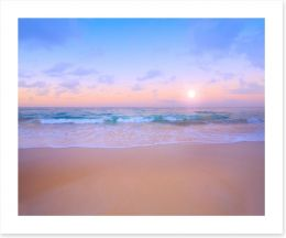 Beach Art Print 61976021