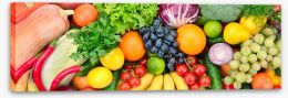 Perfect produce Stretched Canvas 62326928