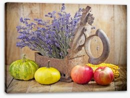 Still Life Stretched Canvas 62348490
