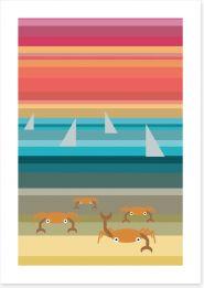 Summer Art Print 62432042