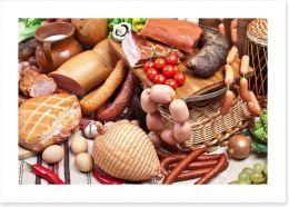 Food Art Print 62617968