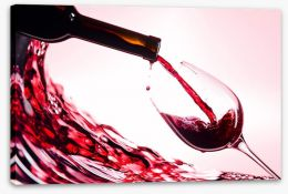 An ocean of wine Stretched Canvas 63771970