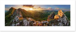 Mountains Art Print 64559739
