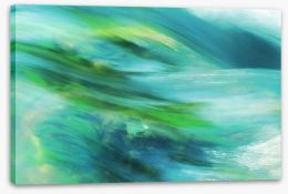 Flowing Stretched Canvas 65579409