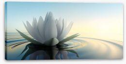 Zen Stretched Canvas 68326975