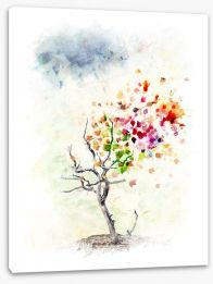 Autumn Stretched Canvas 69541699