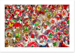Christmas Art Print 70482370
