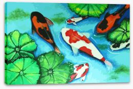 Animals Stretched Canvas 70628476