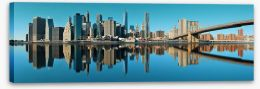 New York Stretched Canvas 70677012