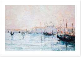 Venice Art Print 71498532