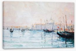 Venice Stretched Canvas 71498532