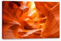 Abstract Stretched Canvas 71817602