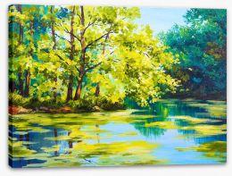 Landscapes Stretched Canvas 72056062