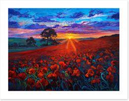 Landscapes Art Print 73283084