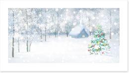 Christmas Art Print 73584284