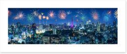 City Art Print 75256171