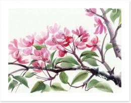 Watercolour Art Print 78064942