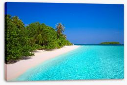 Beaches Stretched Canvas 78431904
