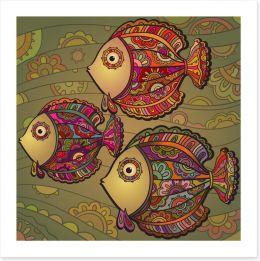 Animals Art Print 78878595