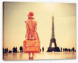 Paris awaits