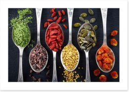 Food Art Print 79626647