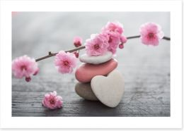 Love and harmony Art Print 79963955
