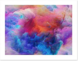 Unfolding of colours