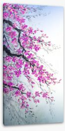 Branches of blossom Stretched Canvas 80506709
