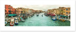 Venice panorama Art Print 80520584