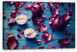 Food Stretched Canvas 81197297