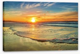 Beaches Stretched Canvas 82043114