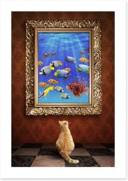 Surrealism Art Print 82485480