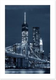 New York Art Print 83055087
