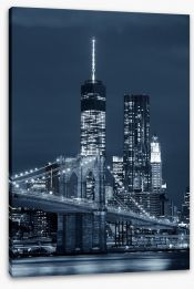 New York Stretched Canvas 83055087