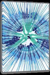 Aquila burst Stretched Canvas 84252068