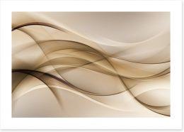 Softly Art Print 85037531