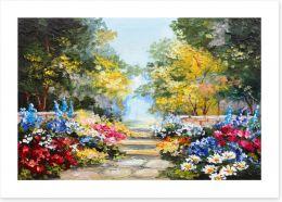 Impressionist Art Print 85122561