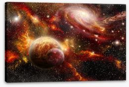 Sci-Fi Stretched Canvas 85149953