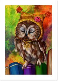 Animals Art Print 85590429