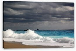Beaches Stretched Canvas 85886059