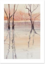 African Art Art Print 86815557