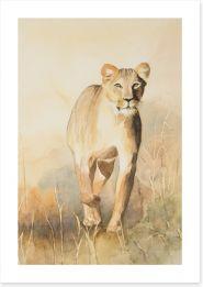 African Art Art Print 86815680