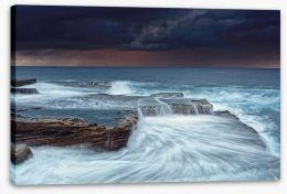 Oceans / Coast Stretched Canvas 87481927