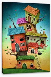 Magical Kingdoms Stretched Canvas 88277117