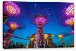 Asia Stretched Canvas 88428296