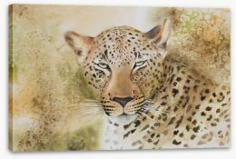 African Art Stretched Canvas 89016991