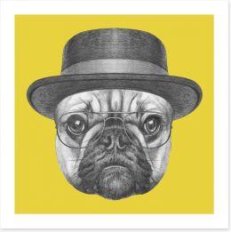 Animals Art Print 89618555